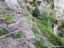 Cueva de Chorros Instalación Pasamanos acceso