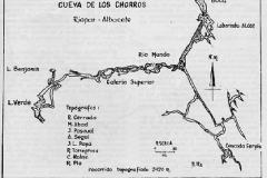 Primer plano de Chorros-1965