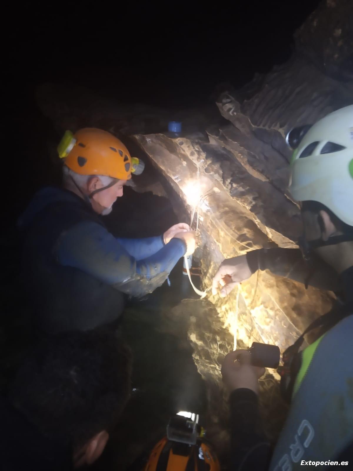 Cueva de Chorros y CM100, 07 y 08-03-2020