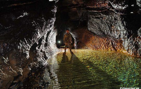 Campaña fotográfica en el sector Espeleuka de la Cueva de los Chorros – Agosto 2016