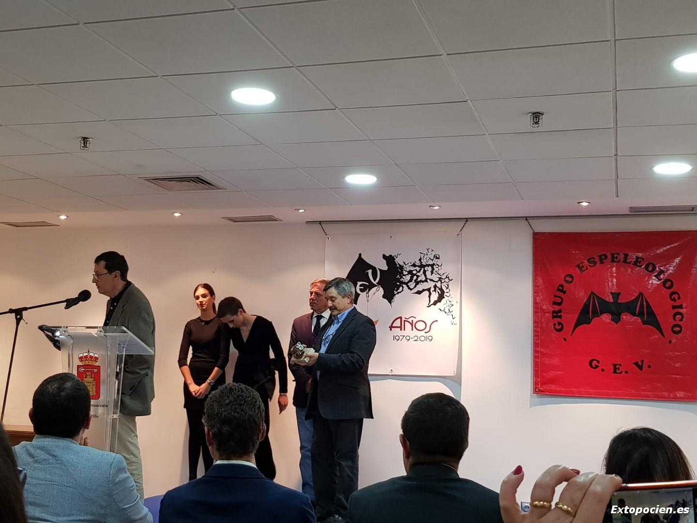 Premios de Espeleología de Villacarrillo, 24-11-2018